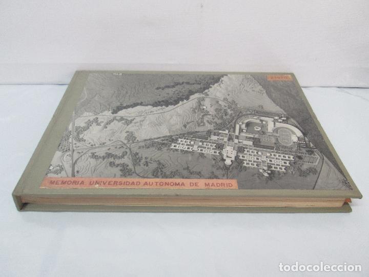 Libros de segunda mano: MEMORIA UNIVERSIDAD AUTONOMA DE MADRID. 21970. ARQUITECTURA PLANOS. VER FOTOGRAFIAS ADJUNTAS - Foto 3 - 95870379