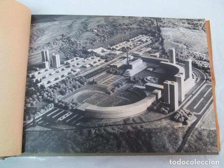 Libros de segunda mano: MEMORIA UNIVERSIDAD AUTONOMA DE MADRID. 21970. ARQUITECTURA PLANOS. VER FOTOGRAFIAS ADJUNTAS - Foto 9 - 95870379