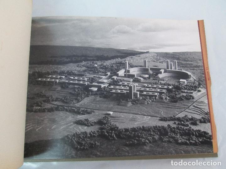 Libros de segunda mano: MEMORIA UNIVERSIDAD AUTONOMA DE MADRID. 21970. ARQUITECTURA PLANOS. VER FOTOGRAFIAS ADJUNTAS - Foto 15 - 95870379