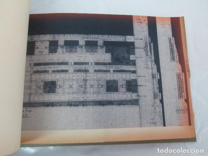 Libros de segunda mano: MEMORIA UNIVERSIDAD AUTONOMA DE MADRID. 21970. ARQUITECTURA PLANOS. VER FOTOGRAFIAS ADJUNTAS - Foto 17 - 95870379