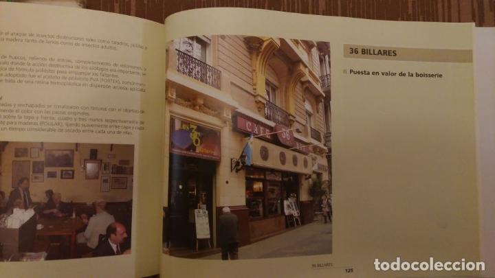 Libros de segunda mano: RESTAURACION Y PUESTA EN VALOR DE CAFES Y BARES NOTABLES DE BUENOS AIRES - RARO - Foto 4 - 96197883