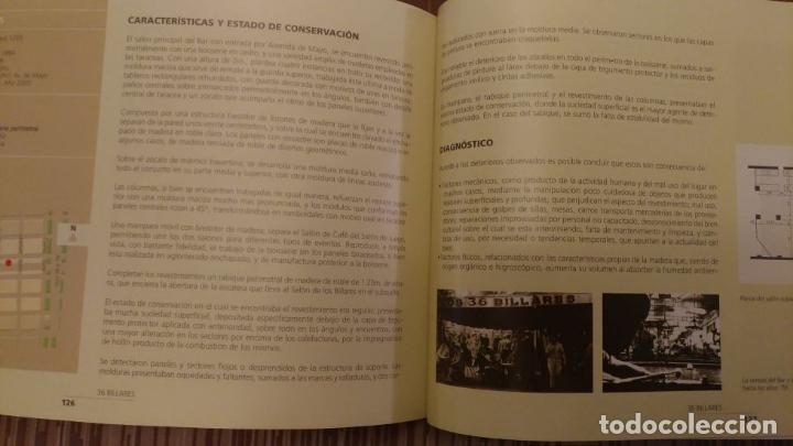 Libros de segunda mano: RESTAURACION Y PUESTA EN VALOR DE CAFES Y BARES NOTABLES DE BUENOS AIRES - RARO - Foto 5 - 96197883