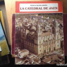 Libros de segunda mano: LA CATEDRAL DE JAÉN. Lote 96694058