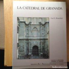 Libri di seconda mano: LA CATEDRAL DE GRANADA. EARL E. ROSENTHAL. Lote 96729982