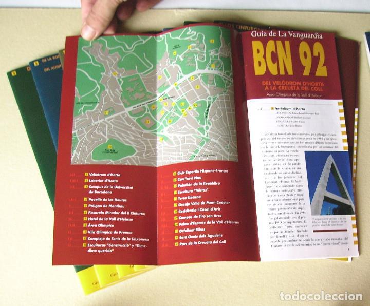 Libros de segunda mano: Guía de La Vanguardia BCN 92 - Foto 5 - 96753463