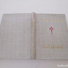Libri di seconda mano: MARQUÉS DE LOZOYA. SANTIAGO DE COMPOSTELA: LA CATEDRAL. RM83009. . Lote 97823819