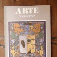 Libros de segunda mano: ARQUITECTO ESPIAU (1879-1938). COLECCIÓN ARTE HISPALENSE, Nº 40. - VILLAR MOVELLÁN, ALBERTO.. Lote 99050307