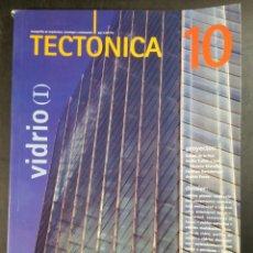 Libros de segunda mano: REVISTA TECTÓNICA Nº 10 - VIDRIO (I) - RAFAEL DE LA HOZ, TUÑÓN Y MANSILLA, H. HETZBERGER, A. PEREA. Lote 100908096