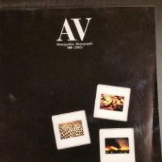 Libros de segunda mano: REVISTA AV MONOGRAFIAS 104 2003 CASA, CUERPO, CRISIS ARQUITECTURA. Lote 101167590