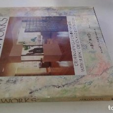 Libros de segunda mano: WALLWORKS-BUSCH, AKIKO-CREATING UNIQUE ENVIRONMENTS WITH SURFACE DESIGN AND DECORATION.-1988. Lote 101217891