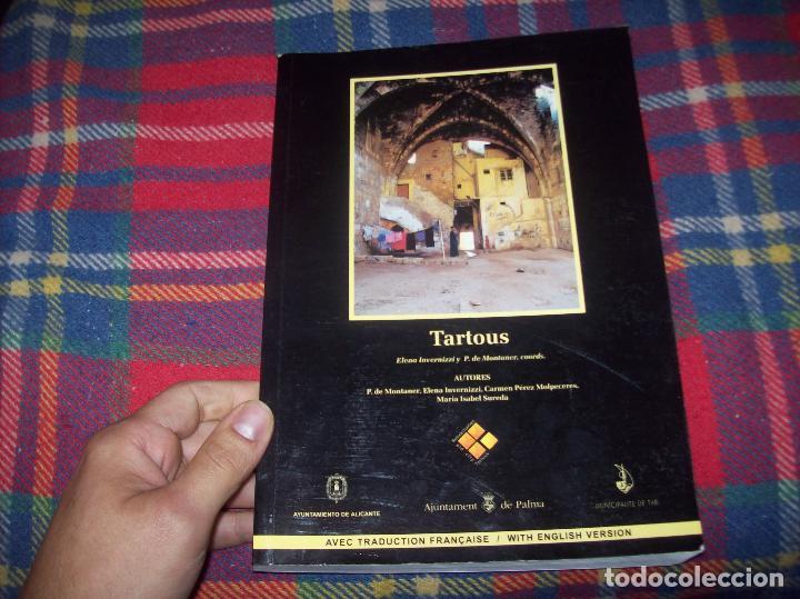 Libros de segunda mano: TARTOUS ( SIRIA).REHABILITACIÓN DEL CASCO ANTIGUO DE TARTOUS. 2002.EXCELENTE EJEMPLAR.ÚNICO EN TC - Foto 2 - 135769263