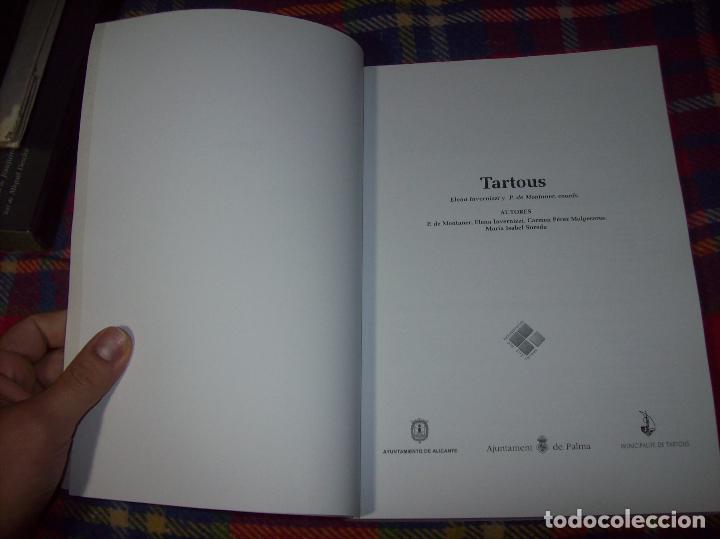 Libros de segunda mano: TARTOUS ( SIRIA).REHABILITACIÓN DEL CASCO ANTIGUO DE TARTOUS. 2002.EXCELENTE EJEMPLAR.ÚNICO EN TC - Foto 3 - 135769263