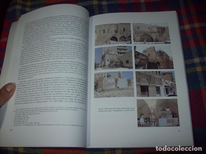 Libros de segunda mano: TARTOUS ( SIRIA).REHABILITACIÓN DEL CASCO ANTIGUO DE TARTOUS. 2002.EXCELENTE EJEMPLAR.ÚNICO EN TC - Foto 9 - 135769263