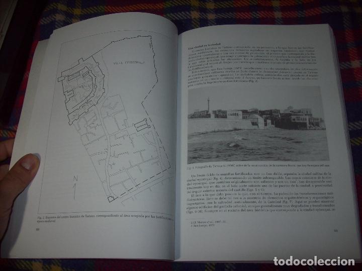 Libros de segunda mano: TARTOUS ( SIRIA).REHABILITACIÓN DEL CASCO ANTIGUO DE TARTOUS. 2002.EXCELENTE EJEMPLAR.ÚNICO EN TC - Foto 13 - 135769263