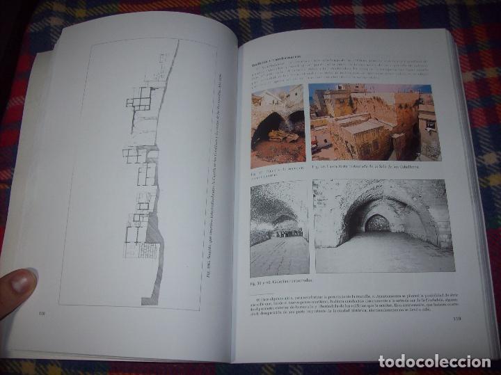 Libros de segunda mano: TARTOUS ( SIRIA).REHABILITACIÓN DEL CASCO ANTIGUO DE TARTOUS. 2002.EXCELENTE EJEMPLAR.ÚNICO EN TC - Foto 20 - 135769263