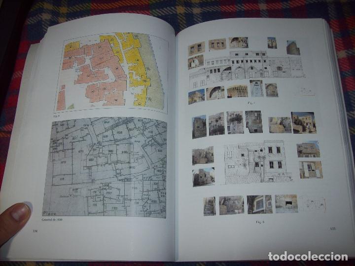 Libros de segunda mano: TARTOUS ( SIRIA).REHABILITACIÓN DEL CASCO ANTIGUO DE TARTOUS. 2002.EXCELENTE EJEMPLAR.ÚNICO EN TC - Foto 21 - 135769263