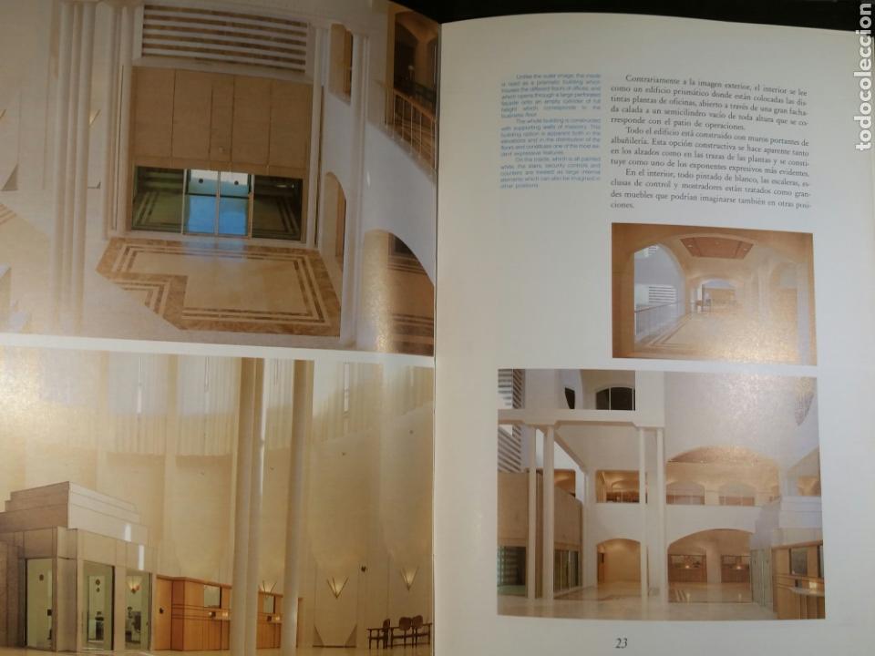 Libros de segunda mano: CLOTET, PARICIO Y ASSOC. DOCUMENTOS DE ARQUITECTURA 13 - Foto 2 - 101345140