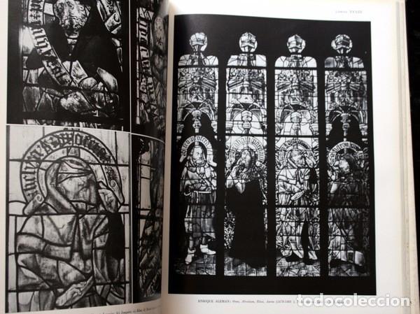 Libros de segunda mano: LAS VIDRIERAS DE LA CATEDRAL DE SEVILLA - VICTOR NIETO ALCALDE - MUY ILUSTRADO - GRAN FORMATO - Foto 2 - 102004183