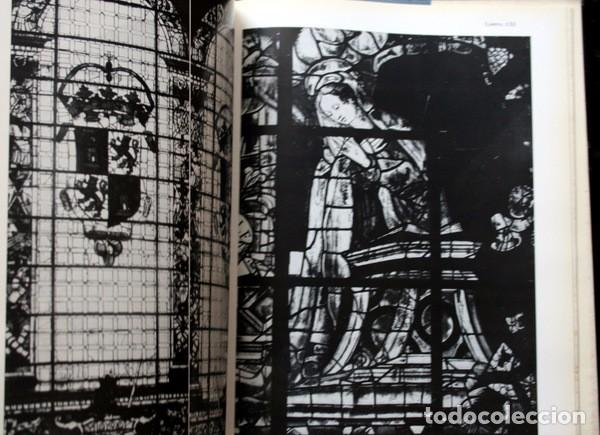 Libros de segunda mano: LAS VIDRIERAS DE LA CATEDRAL DE SEVILLA - VICTOR NIETO ALCALDE - MUY ILUSTRADO - GRAN FORMATO - Foto 3 - 102004183