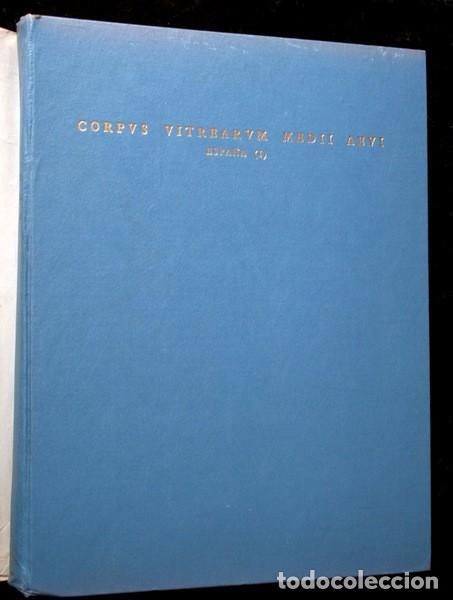 Libros de segunda mano: LAS VIDRIERAS DE LA CATEDRAL DE SEVILLA - VICTOR NIETO ALCALDE - MUY ILUSTRADO - GRAN FORMATO - Foto 6 - 102004183