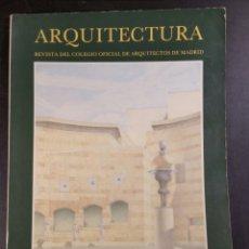 Libros de segunda mano: ARQUITECTURA REVISTA COAM N° 254 STIRLING. Lote 103264548