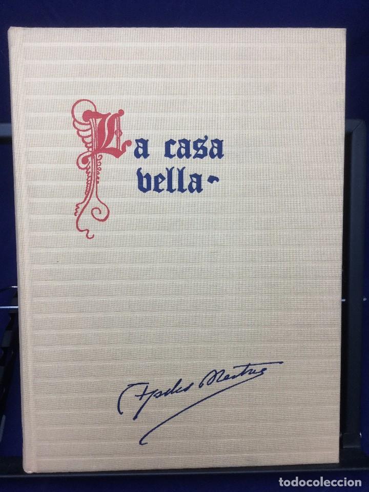 APEL.LES MESTRES. LA CASA VELLA. FACSÍMIL DE LA EDICIÓN DE 1912 (Libros de Segunda Mano - Bellas artes, ocio y coleccionismo - Arquitectura)