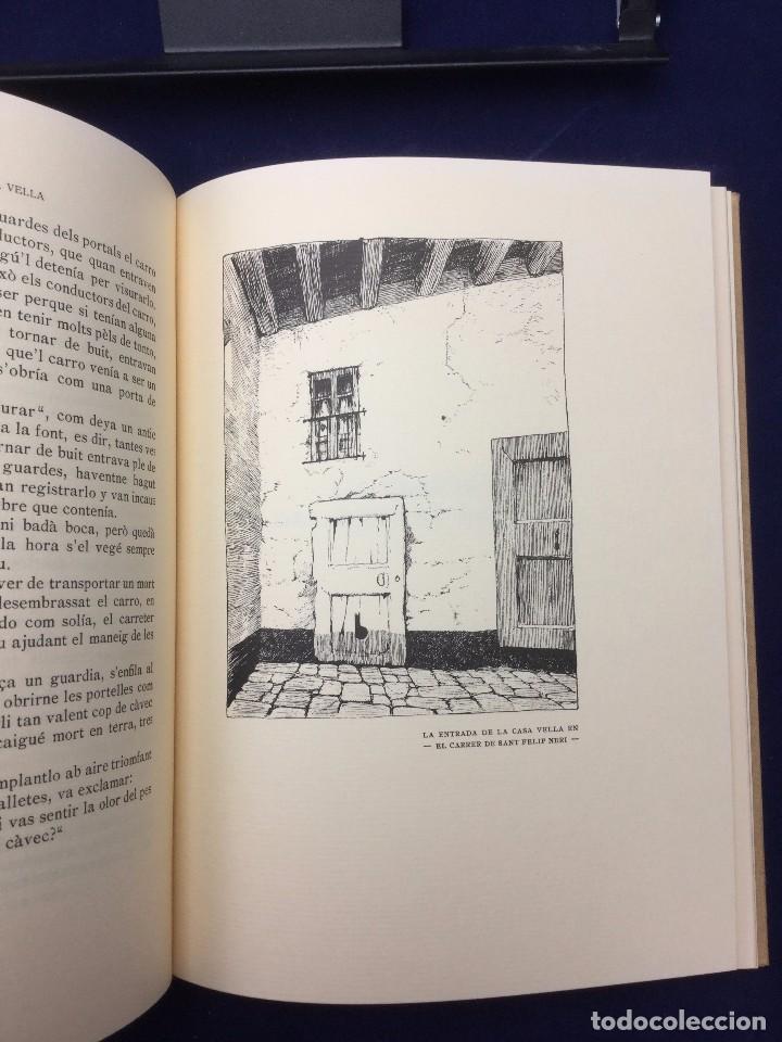 Libros de segunda mano: APEL.LES MESTRES. LA CASA VELLA. FACSÍMIL DE LA EDICIÓN DE 1912 - Foto 4 - 103945783