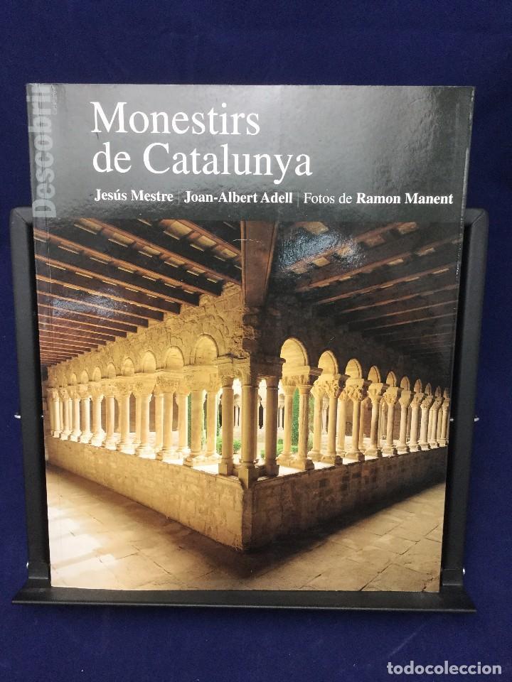 MONESTIRS DE CATALUNYA (Libros de Segunda Mano - Bellas artes, ocio y coleccionismo - Arquitectura)