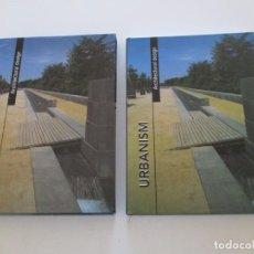 Libros de segunda mano: CARLES BROTO. ARCHITECTURAL DESIGN. URBANISM. RM84648. . Lote 104766207