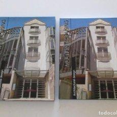 Libros de segunda mano: CARLES BROTO. ARCHITECTURAL DESIGN. MULTIUNIT HOUSING. RM84650. . Lote 104766451