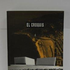 Libros de segunda mano: EL CROQUIS 43 SEIS PROPUESTAS PARA SAN SEBASTIAN MONEO, NAVARRO, MADRID 1990 ARQUITECTURA. Lote 171755142