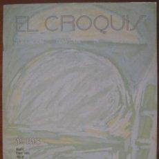 Libros de segunda mano: EL CROQUIS 19 BIS MONOGRÁFICO DEDICADO A JAUME BACH Y GABRIEL MORA ARQUITECTURA DISEÑO. Lote 277689303