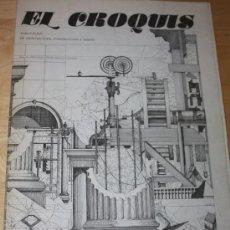 Libros de segunda mano: EL CROQUIS 14 - MARQUEZ Y LEVENE, ARQUITECTOS. 1983/1984 ARQUITECTURA (UN EJEMPLAR). Lote 206225748