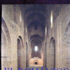 Libros de segunda mano: EL ROMANICO,ARQUITECTURA,ESCULTURA,PINTURA.2004,ROLF TOMAN,26X22,RUSTICA,NUEVO,480PP. Lote 104855039