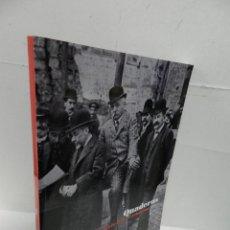 Libros de segunda mano: QUADERNS, D'ARQUITECTURA I URBANISME 256 DISEÑO CRÓNICA DIBUJOS FOTOGRAFÍAS PLANOS. Lote 286051413