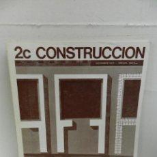Libros de segunda mano: 2C CONSTRUCCIÓN DE LA CIUDAD N 10 GIORGIO GRASSI ARQUITECTURA. Lote 135864758
