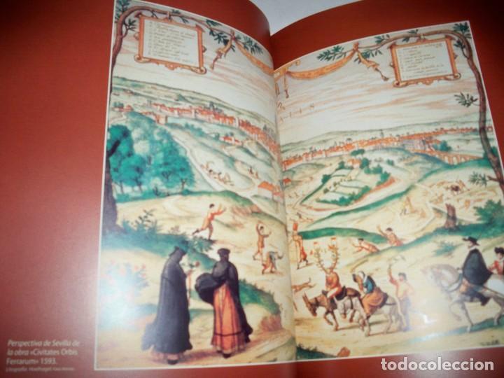 Libros de segunda mano: EL CARMEN SEVILLA CONVENTO CUARTEL CONSERVATORIO MUSICA Y ESCUELA ARTE DRAMATICO - Foto 3 - 105049987