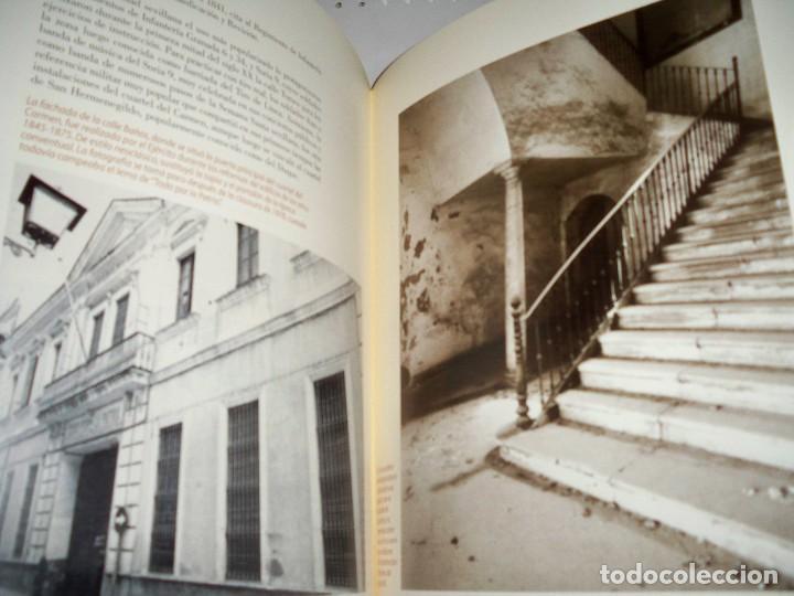 Libros de segunda mano: EL CARMEN SEVILLA CONVENTO CUARTEL CONSERVATORIO MUSICA Y ESCUELA ARTE DRAMATICO - Foto 4 - 105049987
