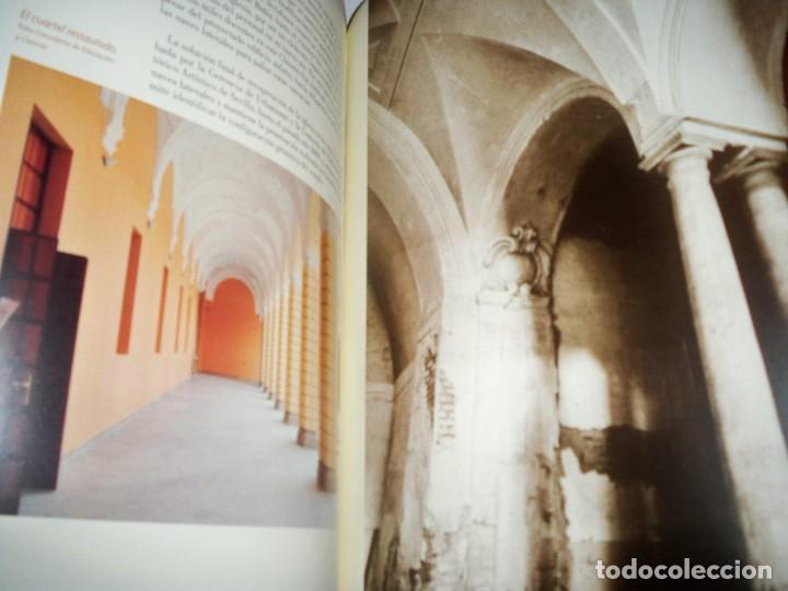Libros de segunda mano: EL CARMEN SEVILLA CONVENTO CUARTEL CONSERVATORIO MUSICA Y ESCUELA ARTE DRAMATICO - Foto 5 - 105049987