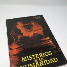 Libros de segunda mano: MISTERIOS DE LA HUMANIDAD, ENIGMA MONUMENTOS HISTÓRICOS - NATIONAL GEOGRAPHIC SOCIETY - RBA. Lote 105948731