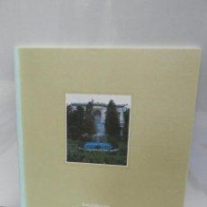 Libros de segunda mano: REHABILITACIÓN DE VILLA TARSILA EN LUARCA ARQUITECTURA. Lote 107061135