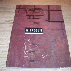 Libros de segunda mano: REVISTA ARQUITECTURA EL CROQUIS Nº 37 - MADRID1989. Lote 107080375