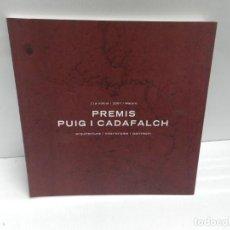 Libros de segunda mano: PREMIS PUIG I CADAFALCH 2007 ARQUITECTURA MARESME MATARO . Lote 107082975