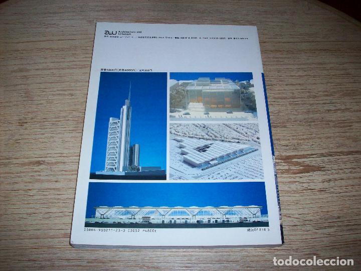Libros de segunda mano: ARCHITECTURE AND URBANISM. NORMAN FOSTER 1964 - 1987 . EXTRA EDITION 1988 - Foto 2 - 107561947
