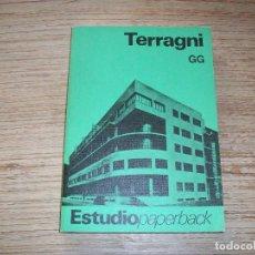 Libros de segunda mano: TERRAGNI . GUSTAVO GILI. . Lote 108045863