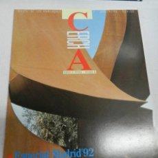 Libri di seconda mano: CERCHA 015 REVISTA DE LOS APAREJADORES Y ARQUITECTOS TÉCNICOS ARQUITECTURA MADRID 92 CULTURAL EXPO. Lote 108058423