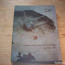 Libros de segunda mano: EDUCATION OF AN ARCHITECT . THE IRWIN S. CHANIN SCHOOL OF ARCHITECTURE OF THE COOPER UNION. Lote 108060719