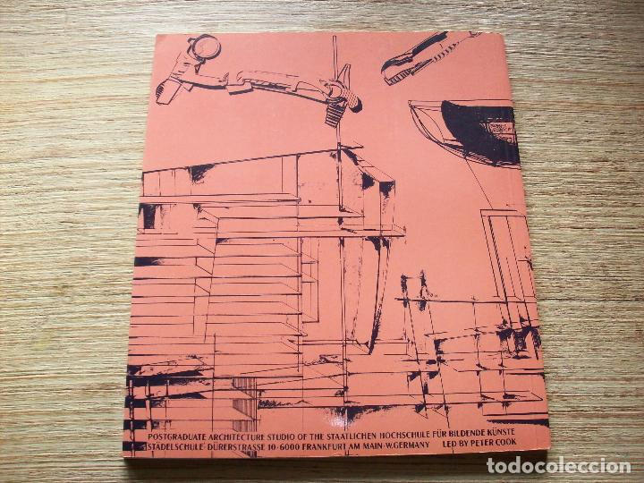 Libros de segunda mano: PETER COOK . STÄDELSCHULE ARCHITECTUR : THE TEACHER LEARNS FROM HIS STUDENTS . - Foto 2 - 108735459