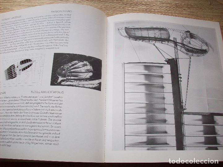 Libros de segunda mano: PETER COOK . STÄDELSCHULE ARCHITECTUR : THE TEACHER LEARNS FROM HIS STUDENTS . - Foto 8 - 108735459