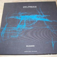 Libros de segunda mano: COOP HIMMELBLAU . FOLIO XIII . BLAUBOX . ARCHITECTURAL ASSOCIATION 1988. Lote 108854111